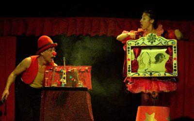 Circulo de Artes Escénicas | El Circo de Olga la Pulga-función infantil | Ecuador