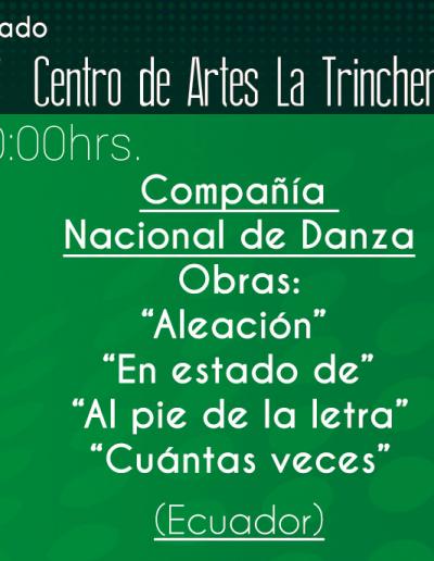 Nacional de Danza