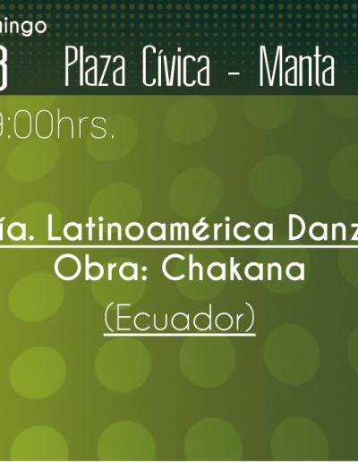 Latinoamérica Danza
