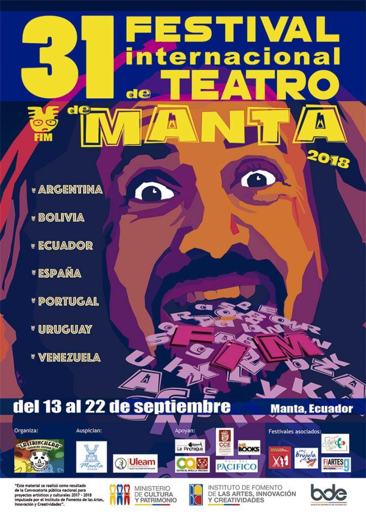 BOLETÍN: Festival de Teatro se inaugura el 13 de septiembre